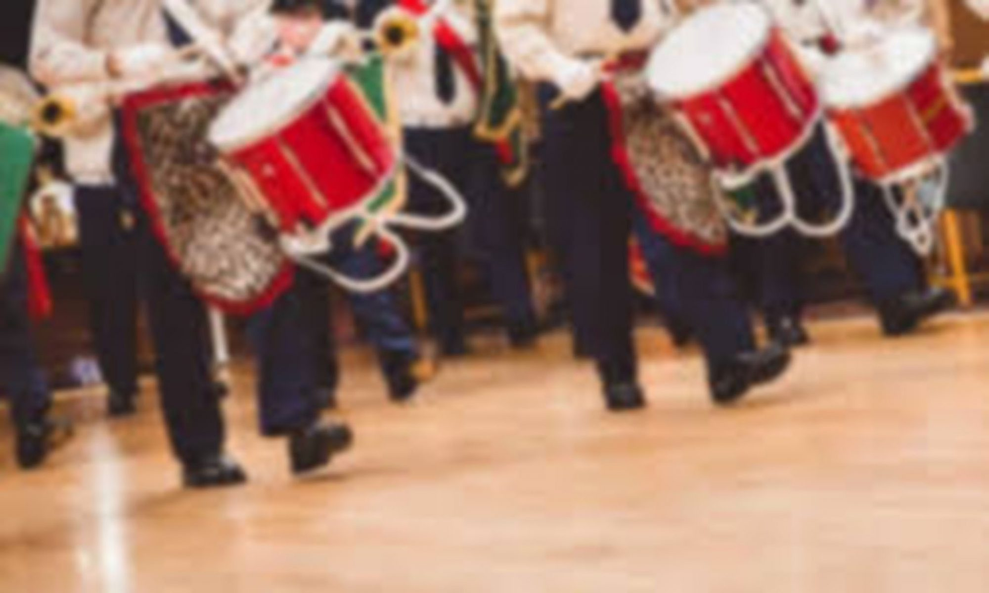 13th City of Coventry Scout Group Maching Band